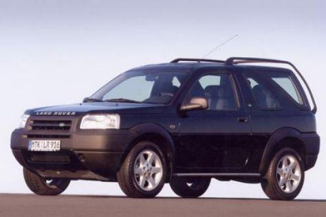 Sondermodelle Land Rover Freelander