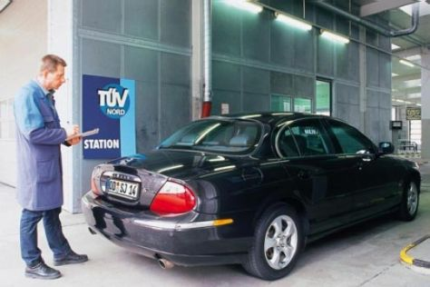 Jaguar S-Type (ab 1999)