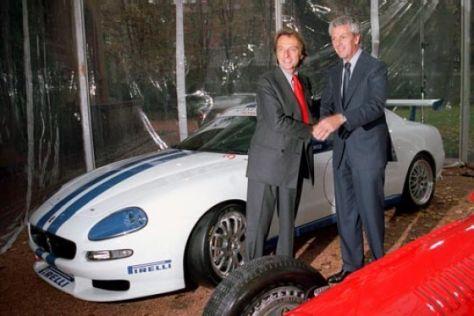 Ferrari-Bilanz 2002