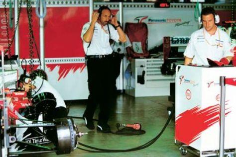 Formel-1-Regeln 2003