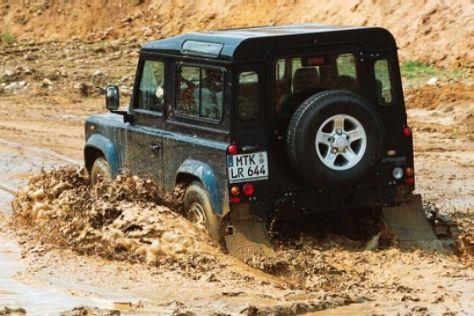 Land Rover Defender (ab 1990)