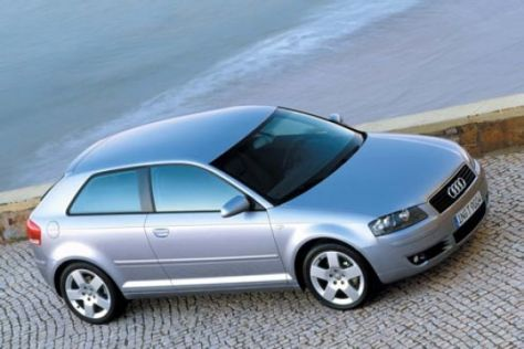 Audi A3 3.2 quattro mit 250 PS