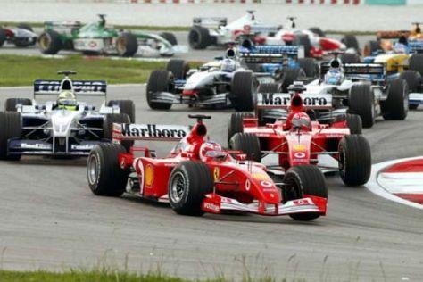 FIA verschiebt Elektronik-Verbot