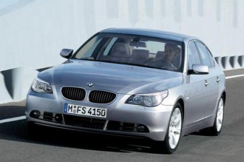 Der neue 5er-BMW