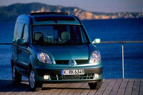 Renault Kangoo überarbeitet