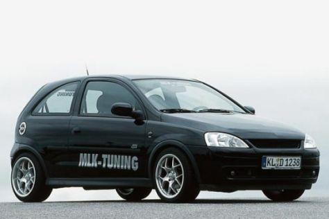 Opel Corsa von MLK-Tuning