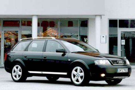 Audi allroad quattro 2.5 TDI mit 163 PS