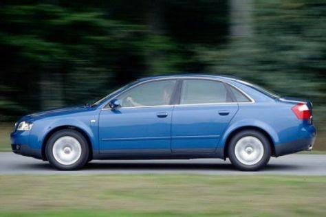 Startschuss für Audi A4 in China