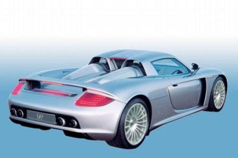 Tuning für den Porsche Carrera GT