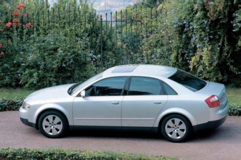Audi A4 1.9 TDI multitronic