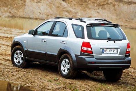Fahrbericht Kia Sorento V6 EX