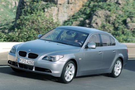 Markteinführung 5er-BMW