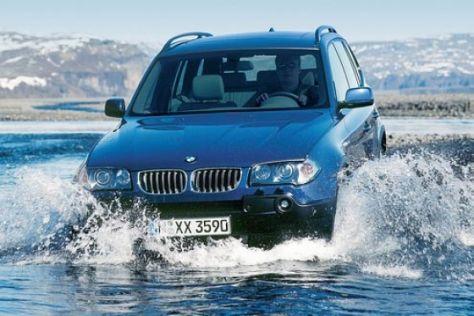 Die neuen Sport Utility Vehicles