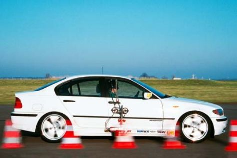 Dieselspeed BMW 320d