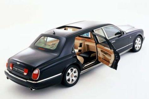 Gepanzerter Bentley Arnage