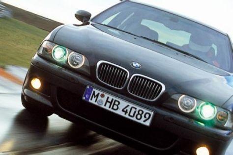 Produktionsende BMW Z8 und M5