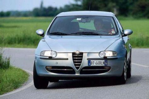 Dauertest Alfa Romeo 147 2.0 T.S.