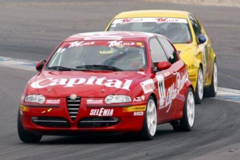 Zerlett und Groß starten bei Alfa 147 Cup