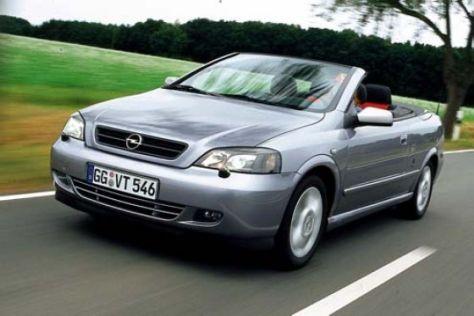 Opel Astra Cabrio Linea Rossa 2.2 DTI