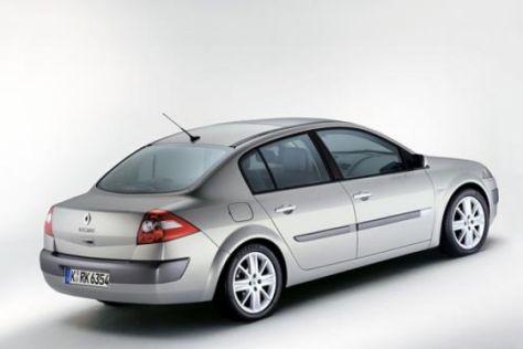 Neue Modelle vom Renault Mégane