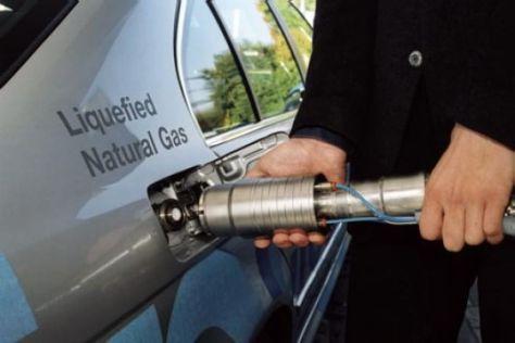 TotalFinaElf erweitert Erdgas-Betankung