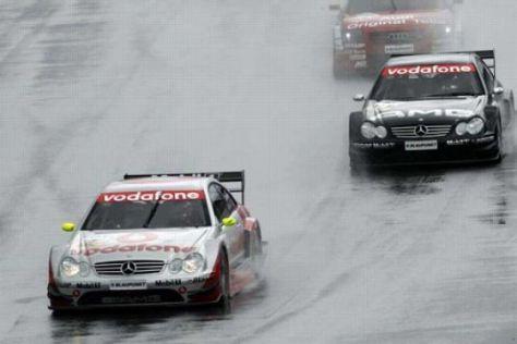 Mercedes-Doppelerfolg beim DTM-Auftakt