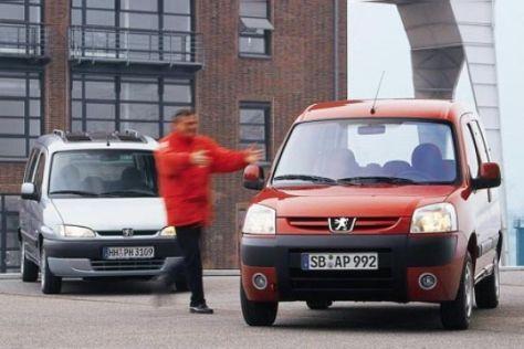 Peugeot Partner Prémium 75