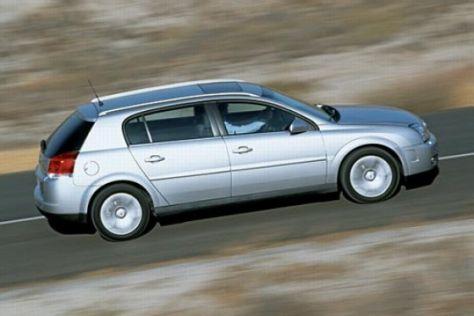 Fahrbericht Opel Signum