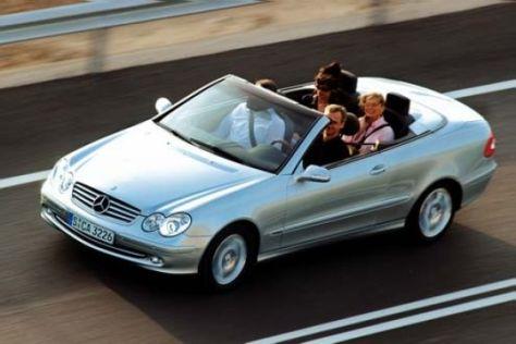 Mercedes-Benz CLK und SLK Final Edition