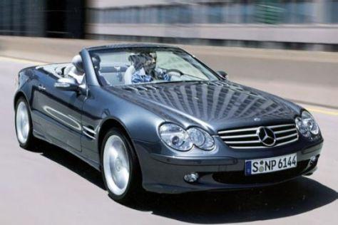 Siebengangautomatik von Mercedes-Benz