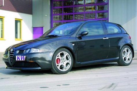 Gewindefahrwerke für Alfa 147 GTA