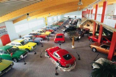 Deutschlands erstes Toyota-Museum