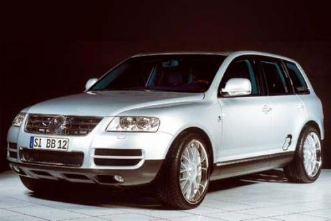 VW Touareg V10 5.0 von B&B