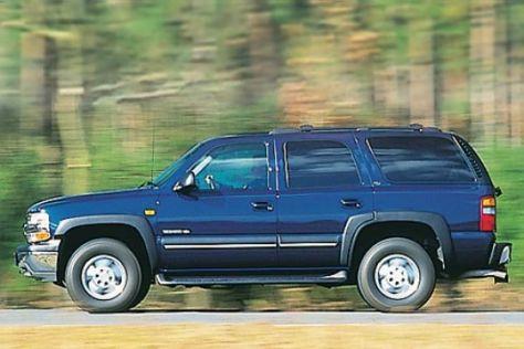 Chevrolet Tahoe 5.3 LT Premium