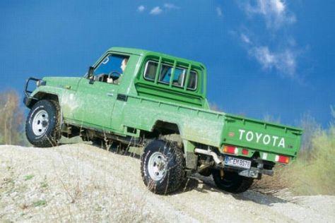 Uriger Toyota bekommt deutsche Zulassung