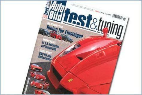 AUTO BILD TEST & TUNING 06/2004