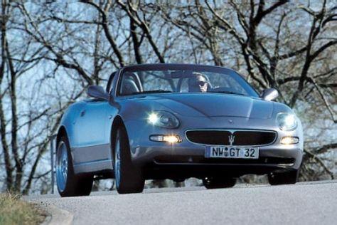 Maserati Spyder Modena