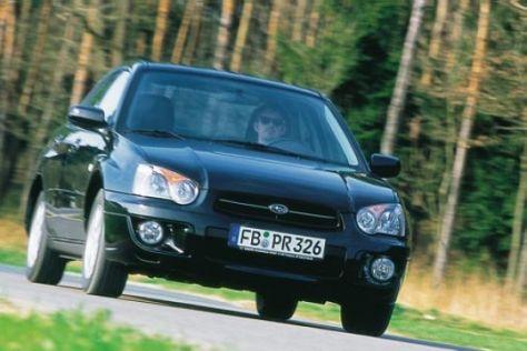 Subaru Impreza 2.0 GX Automatik