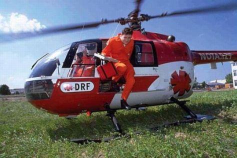 270.000 DRF-Rettungseinsätze