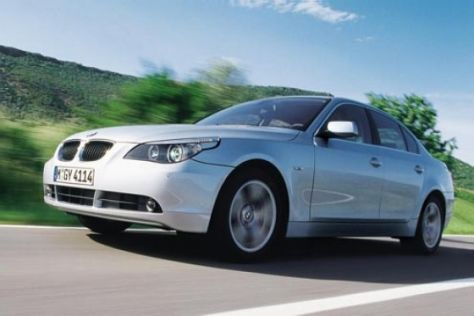 Fahrbericht 5er-BMW