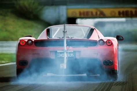 Ferrari Enzo Performance Day