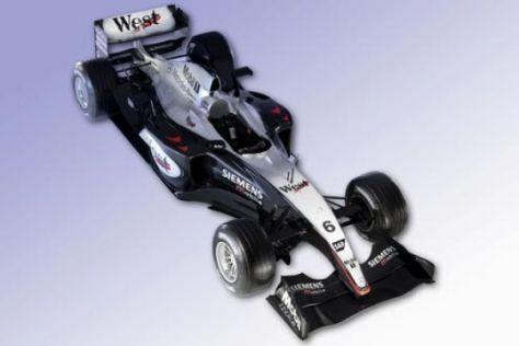 McLaren-Mercedes MP 4/18