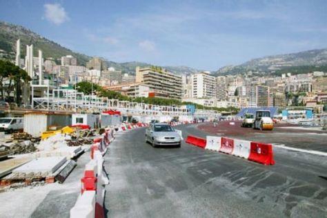Vorschau Großer Preis von Monaco 2003
