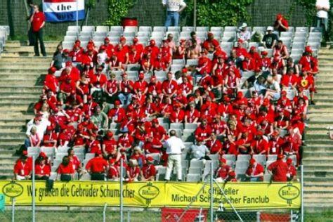 Schumi-Fanclub wird aufgelöst