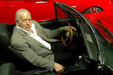Argentinier mit italienischem Autoherz
