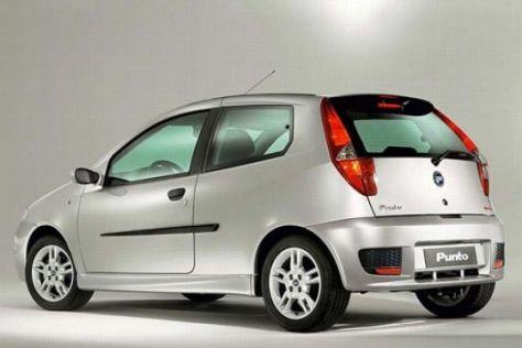 Modellpflege Fiat Punto