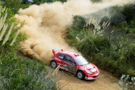 Rallye Argentinien 2003