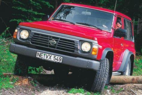 Nissan Patrol GR I (1988-1998)