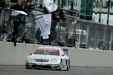 3. DTM-Lauf auf dem Nürburgring