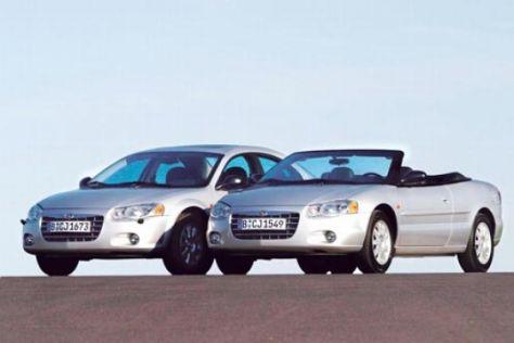 Chrysler hat den Sebring aufgefrischt